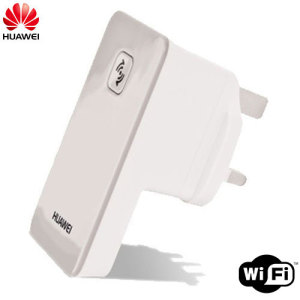 Extend the range of your wireless network with the Huawei WS320 WiFi Repeater and Range Extender.