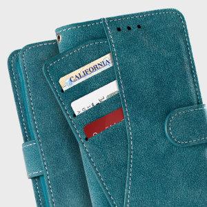 Fabricada con materiales de alta calidad, y que además incluye función de soporte multimedia, la funda Zizo Slide Out es una funda protectora, duradera y totalmente elegante para su Samsung Galaxy Note 7.