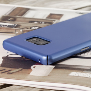 Designed for the Samsung Galaxy Note 7, this blue coral super slim protective case from Matchnine provides a perfect fit and durable protection against scratches, knocks and drops.