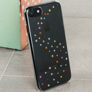 Klä upp din iPhone 7 Plus och gör att den glittrar och glimrar med skalet Bling My Thing till iPhone 7 -som kommer med äkta Swarovski-detaljer.