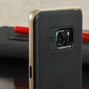 Olixar X-Duo Samsung Galaxy Note 7 Case - Gold