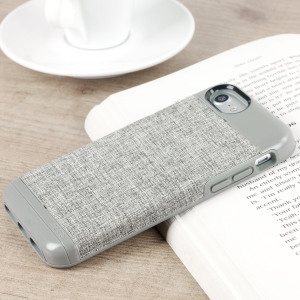 Inspired by your everyday wardrobe, the Esquire Wallet iPhone 7 Case in khaki from Incipio combines textured fabric with a hard shell for all-round protection. With a hidden compartment, this functional case is great for storing credit cards.