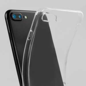 Coque iPhone 7 Plus Crystal C1 - Transparente