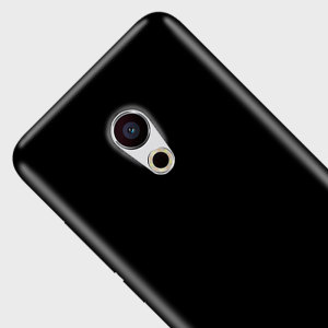 Olixar FlexiShield Meizu Pro 6 Gel Case - Solid Black