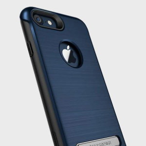 Funda iPhone 7 VRS Design Duo Guard - Azul
