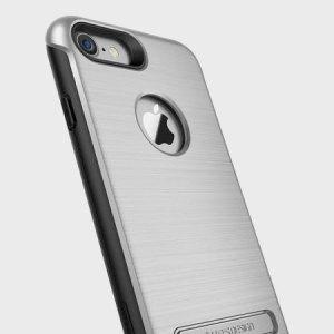 Añada protección a su iPhone 8 / 7 gracias a esta funda diseñada por VRS Design. Fabricada con materiales protectores y duraderos, dispone de una tecnología que absorbe impactos.