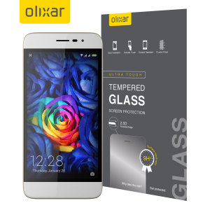 This ultra-thin tempered glass screen protector for the Coolpad Torino S from Olixar offers toughness, high visibility and sensitivity all in one package.