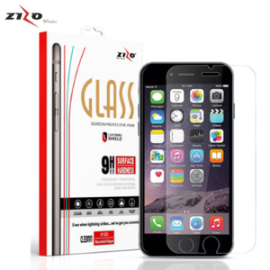 Made from high quality tempered glass, the Zizo Lightning Shield provides crystal clear, responsive protection for your Apple iPhone 7 Plus. Easy to apply, the bubble-free installation takes a matter of seconds, making for a quick and easy application.