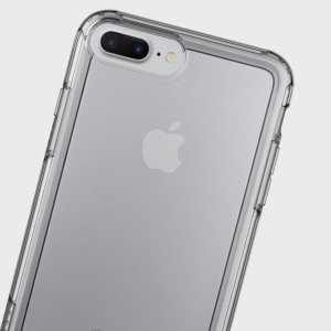 Funda iPhone 7 Plus Peli Adventurer - Transparente/ Transparente