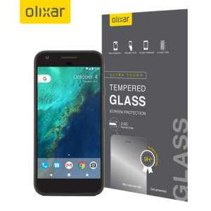 This Olixar ultra-thin tempered glass screen protector for the Google Pixel offers toughness, high visibility and sensitivity all in one package.