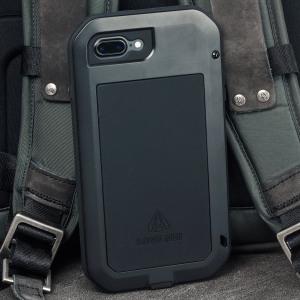 Bescherm je iPhone 7 Plus met deze beschermende case. De Love Mei iPhone 7 Plus is een van sterkste cases verkrijgbaar op de markt en zal ervoor zorgen dat je uitstekende bescherming krijgt.