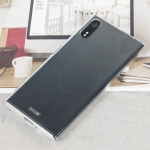 Custom moulded for the Sony Xperia XZ, this clear Olixar FlexiShield case provides slim fitting and durable protection against damage.