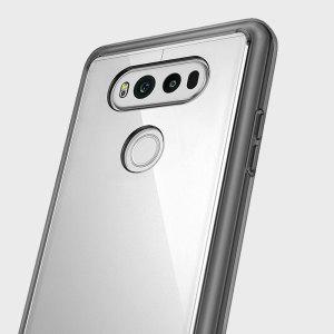 Protégez votre LG V20 avec cette coque Rearth Ringke Fusion incroyablement robuste transparente sur le dos afin que vous puissiez conserver le design d'origine du téléphone.