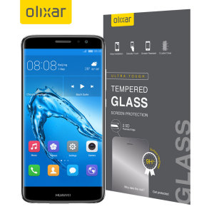 This ultra-thin tempered glass screen protector for the Huawei Nova Plus from Olixar offers toughness, high visibility and sensitivity all in one package.