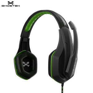 Casque Ghostek Hero PC Gaming – Noir / Vert