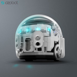 Ozobot's Evo is the smart, connected robot that helps children learn computer science in a fun, imaginative and informative way. Give the Evo instructions, let it roam, or connect with other Evo users with Ozobot's Evo app and share Ozoji expressions.