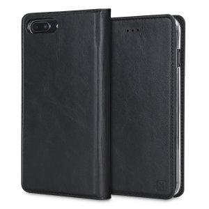 Proteja su iPhone 7 Plus de una forma sofisticada y elegante con esta funda Olixar de Piel.