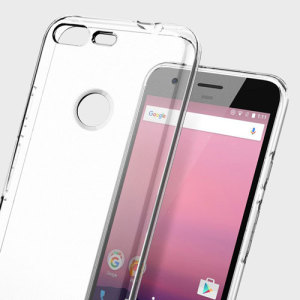 Funda Google Pixel XL Spigen Liquid Crystal - Transparente