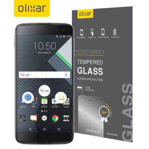 Cette protection d'écran ultra fine en verre trempé pour BlackBerry DTEK60 offre une grande protection, une grande visibilité et un toucher incroyable.