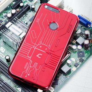 Con esta funda de Cruzerlite para el Google Pixel le dará a su smartphone un toque más divertido.