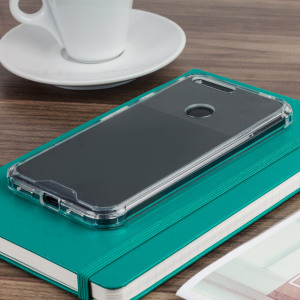 Protect the back and sides your Google Pixel with this incredibly durable clear backed Defence Fusion Case by Cruzerlite. Dual TPU and PC components provide a lightweight and sleek protective fit.