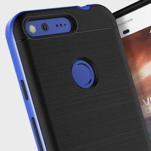Schützen Sie Ihr Google Pixel XL mit dieser Hülle von VRS Design. Diese Hülle ist aus 2 Schutzschichten hergestellt damit Ihr Handy schön bleibt und gleichzeitig vor Beschädigungen geschützt ist.