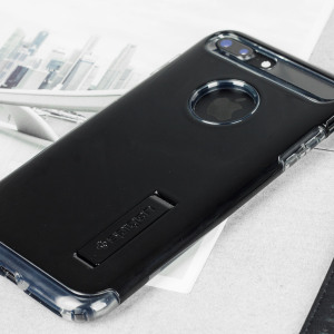 Funda iPhone 7 Plus Spigen Slim Armor - Negra