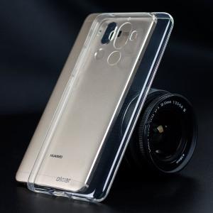 Die speziell angepasste Huawei Mate 9 Hülle bietet Schutz ohne das schicke Design des Smartphones zu zerstören.