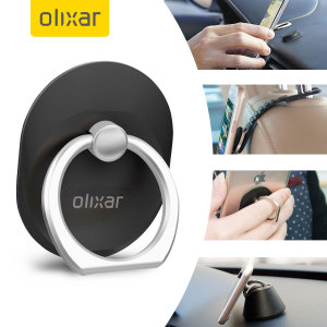 When it comes to an all-in-one desk stand, viewing stand, vehicle headrest and car mount solution, the Olixar Smart Loop Mount & Stand Kit is one ring to rule them all. It also makes holding and using your phone safer and easier than ever.