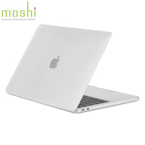 "This clear iGlaze case for the MacBook Pro 13"" USB-C without Touch Bar provides amazing protection from Moshi, without adding any extra bulk."