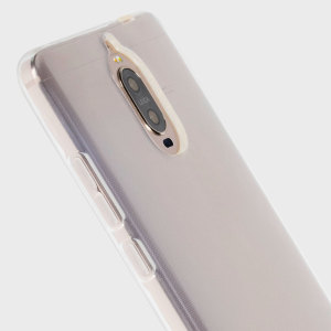 This 100% clear slim shell case made of durable, tactile TPU provides excellent protection for your Huawei Mate 9 Pro while retaining the phone's original stylish design.