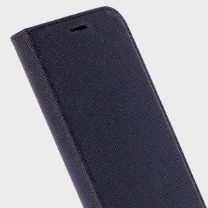 Esta funda de  Krusell en negro está bellamente elaborada en un material con textura con un aspecto delgado que ofrece una fantástica protección para sul Huawei Mate 9 Pro. Esta es una opción clásica para trabajar o para el ocio.