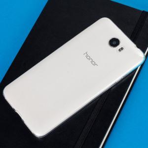 Deze ultradunne, 100% transparante gelbehuizing van Olixar biedt een superslank, passend ontwerp, dat geen extra volume toevoegt aan je Huawei Y5 II. Bied duurzame bescherming tegen schade, terwijl je de schoonheid van je telefoon van binnenuit onthult.