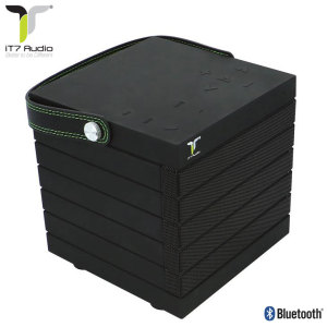 Enceinte Bluetooth iT7 Audio iT7Maxi - Noire