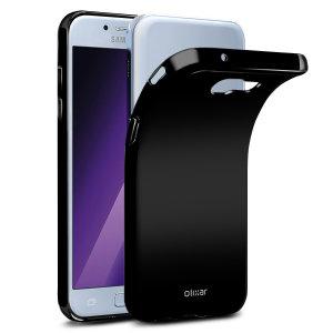 De FlexiShield van Olixar is op maat gemaakt voor de Samsung Galaxy A5 2017 en biedt een slanke pasvorm en duurzame bescherming tegen beschadiging. De FlexiShield zorgt er voor dat je telefoon er te allen tijden geweldig uit ziet.