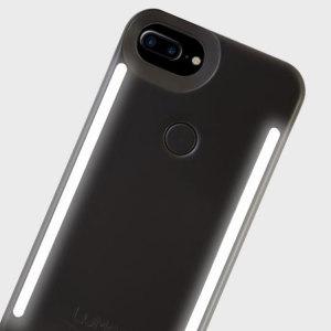 Lumee ha desarrollado aún más el juego de fotografía para smartphones con la funda Lumee Duo - Double Sided . Con iluminación LED frontal y trasera, ahora podrá capturar la foto perfecta con su cámara frontal o trasera.