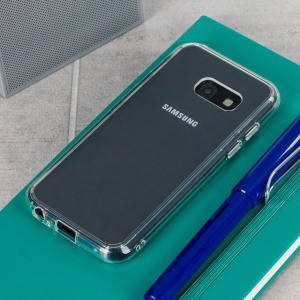 Protect the back and sides of your Samsung Galaxy A3 2017 with this incredibly durable, crystal clear Fusion Case by Ringke. The clear design perfectly highlights the A3's stunning design whilst keeping it protected.