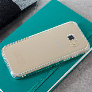 Protect the back and sides of your Samsung Galaxy A5 2017 with this incredibly durable, crystal clear backed Fusion Case by Ringke. The clear design perfectly highlights the A5's stunning design whilst keeping it protected.