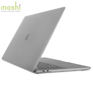 This clear iGlaze case for the MacBook Pro 15 with Touch Bar provides amazing protection from Moshi, without adding any extra bulk. This is the ultimate MacBook case being ultra slim, lightweight and durable ensuring all round protection for your Macbook.