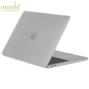 Coque MacBook Pro 13 avec Touch Bar Moshi iGlaze – Transparente