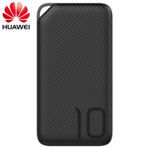 The Huawei Power Bank in black has been made specifically for all USB charging devices with its USB port, which also supports Qualcomm Quick Charge 2.0. With 10,000mAh of power and impressive charging speeds - featuring USB-C and Micro USB inputs
