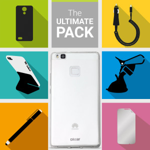 The Ultimate Pack for the Huawei P9 Lite consists of fantastic must have accessories designed specifically for the Huawei P9 Lite.