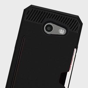 Conçue pour le Samsung Galaxy J3 2017, la coque Metallic Hybrid de chez Zizo se compose de 2 parties afin d'octroyer une excellente protection à votre smartphone contre les chutes, rayures et chocs.