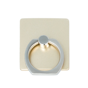 A finger loop, hook and stand in one small and smart package. The Sticky Smart-Ring Holder makes holding and using your phone safer and easier than ever.