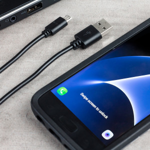 No more frustration trying to insert a Micro USB cable. This ingenious fully reversible 1 metre data / charging cable from Forever allows you to connect any USB device to a PC or USB mains charger via Micro USB.