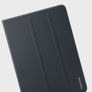 Keep your Samsung Galaxy Tab S3 protected from damage with this official black Samsung book cover with integrated multi-level stand.