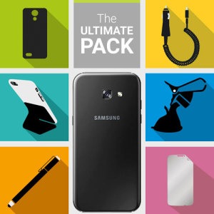 The Ultimate Pack for the Samsung Galaxy A7 2017 consists of fantastic must have accessories designed specifically for the Galaxy A7 2017.
