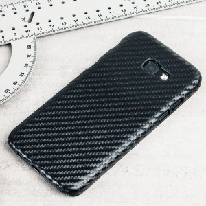 Samsung Galaxy A5 2017 Carbon Fibre Case - Black