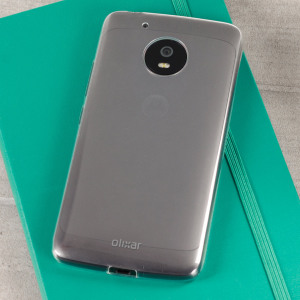 This ultra-thin 100% transparent gel case from Olixar provides a super slim fitting design, which adds no additional bulk to your Motorola Moto G5 Plus. Offering durable protection against damage, while revealing the beauty of your phone from within.