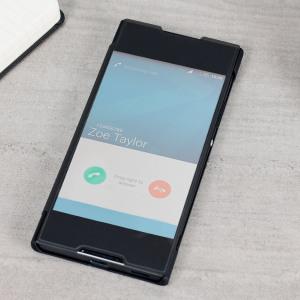 La housse Pro Touch Book de chez Roxfit pour Sony Xperia XA1 offre protection et sécurité à votre Smartphone, et vous permettra de voir et utiliser l'écran de ce dernier à travers le rabat sans avoir à l'ouvrir.